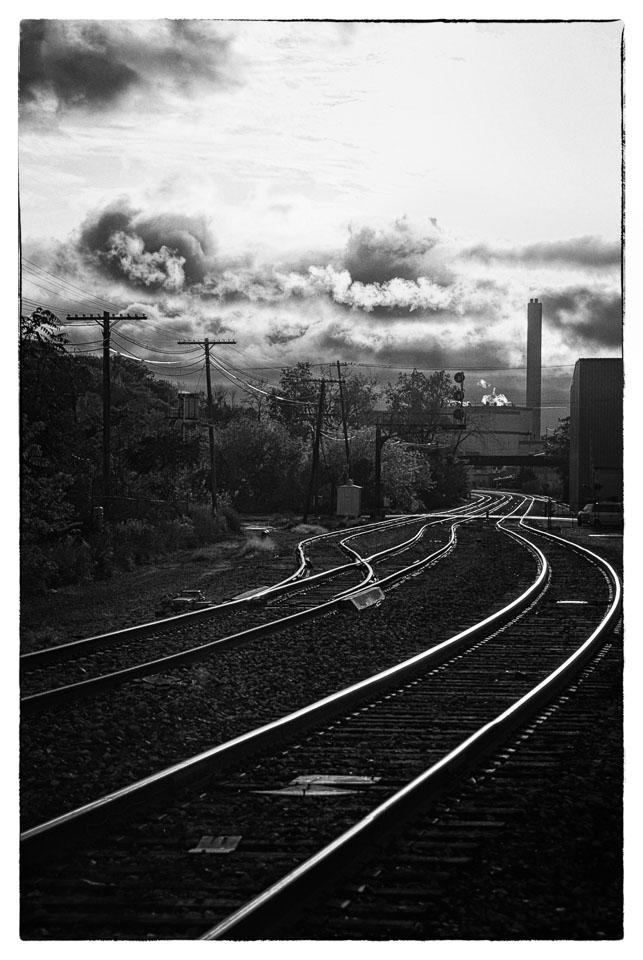 West View from Oakland Ave, Grand Rapids, 2008